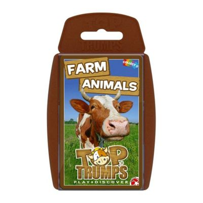 Top Trumps - Farm Animals