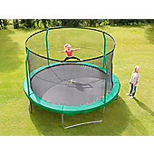 14ft JumpKing Combo Trampoline
