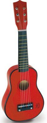 Vilac Red Guitar Musical Toy