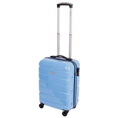 Pierre Cardin Vitus Small Trolley Case - Blue
