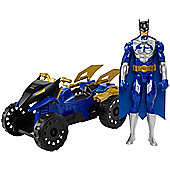 Batman 30cm Figure & Vehicle - ATV