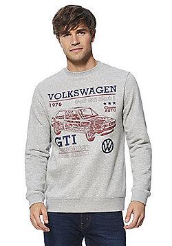 Volkswagen Golf Service Manual Sweatshirt - Grey