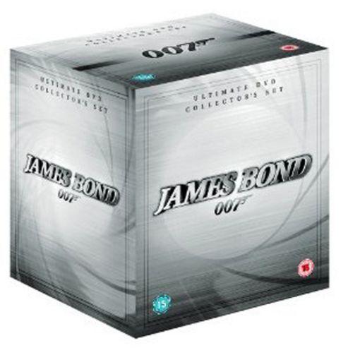 Bond, Complete (DVD Boxset)