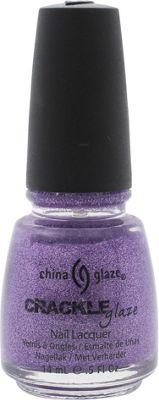 China Glaze Crackle Glaze Nail Lacquer Luminous 14ml