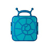 Boon Bento Lunch Box - Blue Snail