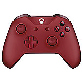 Xbox One Official Wireless Controller Red