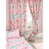 "I Believe In Unicorns 54"" Lined Curtains"