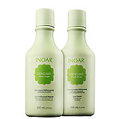 Shampoo and Conditioner - Duo Fresh Ginger Hair Care Set - Hair Conditioning