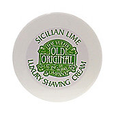 Vulfix Old Original Shaving Cream Sicilian Lime 225ml