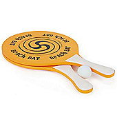 Baseline Wooden Paddle Bat Set