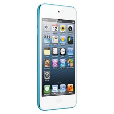 Apple 64GB (5th Gen) touch iPod Blue