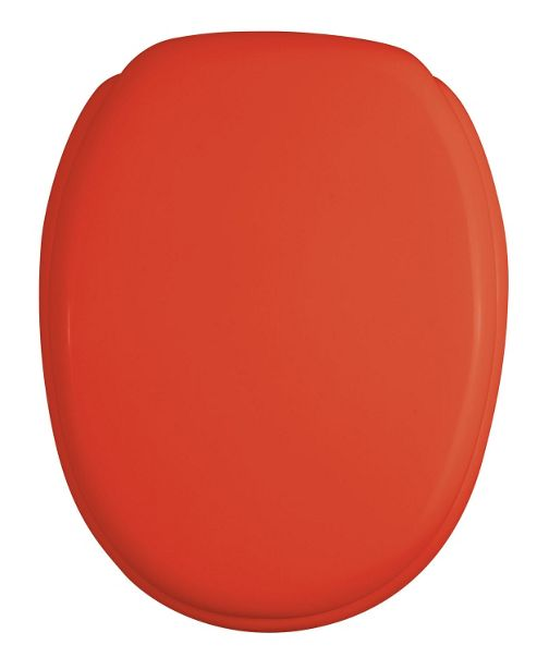 Wenko Lombok Toilet Seat in Red