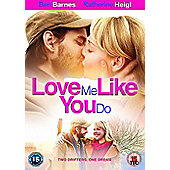 Love Me Like You Do DVD
