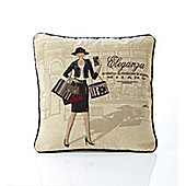 Alan Symonds Tapestry Milano Cushion Cover - 45x45cm