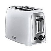 Russell Hobbs 23860 Darwin 2-Slice Toaster - White