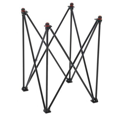 Carrom Board Stand - Folding Aluminium Stand for All Carrom Board Types