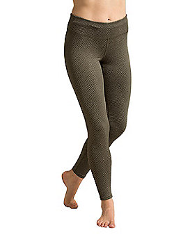 Zakti All Knotted Up Leggings - Green