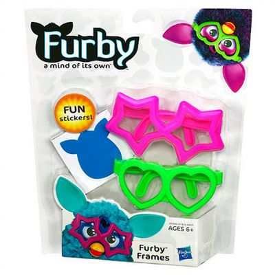 Furby Accessory Pack Furby Frames - Pink and Green Glasses