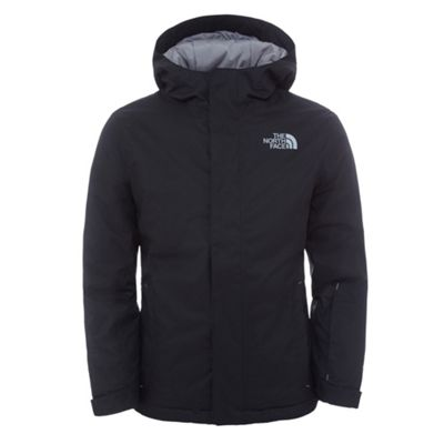 The North Face Boys Snow Quest Jacket Black S