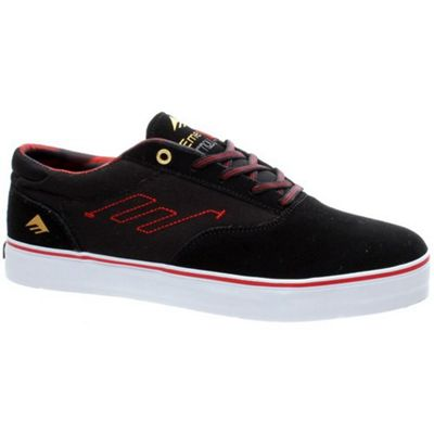 Emerica The Provost Black/Red/White Shoe