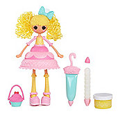 Lalaloopsy Girls Cake Fashion Doll - Candle Slice O' Cake