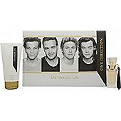 One Direction Between Us Gift Set 30ml EDP + 150ml Shower Gel For Women