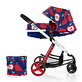 Cosatto Woop Travel System - Apple Seed