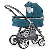 Bebecar Urban Magic Hip Hop Tech Combi Pram (Peacock)