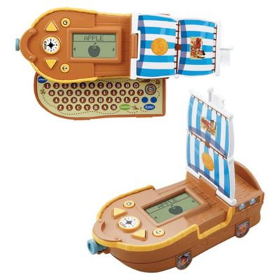 VTech Disney Jake and the Neverland Pirates Yo Ho Learn & Go