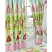 Pretty Princess and Unicorn Curtains - 72s