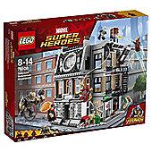 LEGO Marvel Super Heroes 76108 Avengers Sanctum Sanctorum Showdown