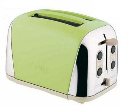 Meyer Prestige Deco Two Slice Toaster Apple Green