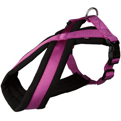 Trixie Premium Touring Dog Harness - XS - Berry