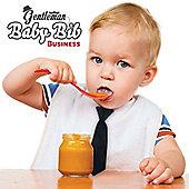 Gentleman Baby Bib - Business