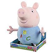 Peppa Pig 14 Inch Talking George