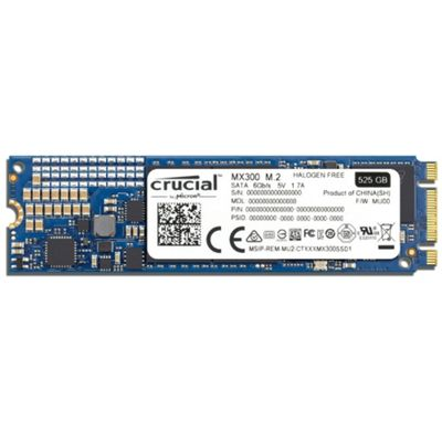 Crucial MX300 1TB 2.5 Internal SSD