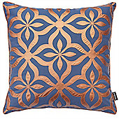 Rocco Dubai Navy Cushion Cover - 42x42cm