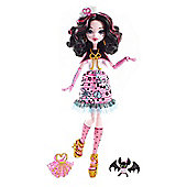 Monster High ShriekWreked Draculaura Doll