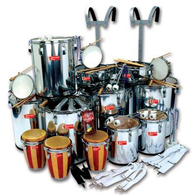Percussion Plus PP7820 20 Player Samba Set
