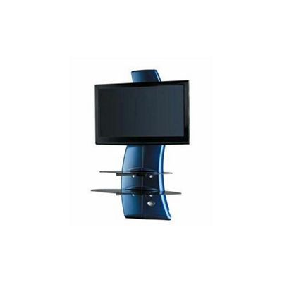 Triskom TV Stand - Metallic Blue