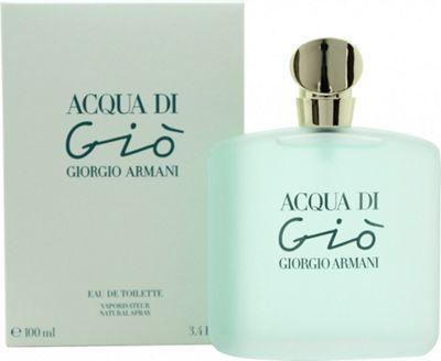 Giorgio Armani Acqua Di Gio Eau de Toilette (EDT) 100ml Spray For Women