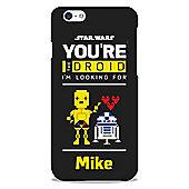 Star Wars® Pixel Black iPhone 6 Cover
