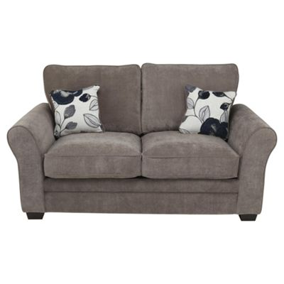 Amelie Fabric Standard Back Sofabed in Charcoal