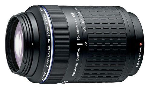 Olympus N2931392 Zuiko Digital ED 70-300mm 1:4.0-5.6 Lens