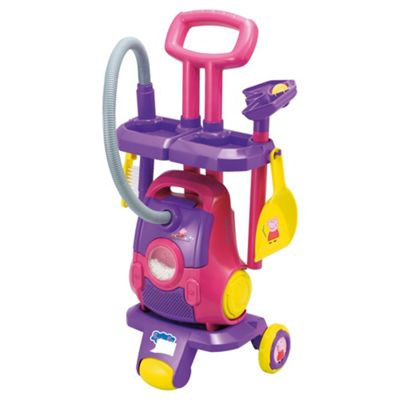 Peppa Pig Cleaning Trolley