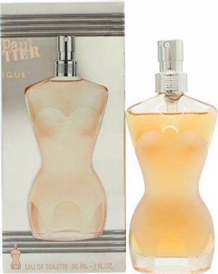 Jean Paul Gaultier Classique Eau de Toilette (EDT) 30ml Spray For Women