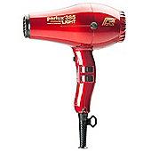Parlux 385 Powerlight 2150W Hair Dryer, Red