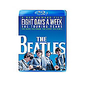 The Beatles: Eight Days a Week - The Touring Years Blu-ray