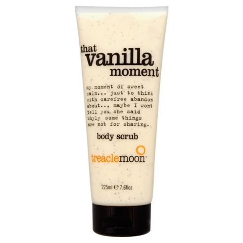 Treaclemoon Vanilla Moment Body Scrub