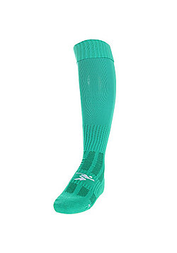 Precision Training Plain Pro Football Socks - Green